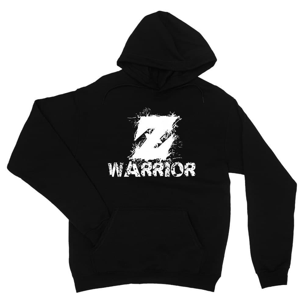 Z Warrior Unisex Pulóver