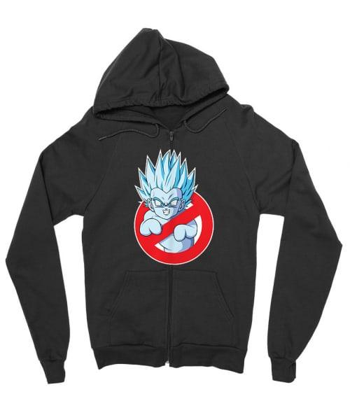 Ghostbusters DragonBall Póló - Dragon Ball - VikingSkull