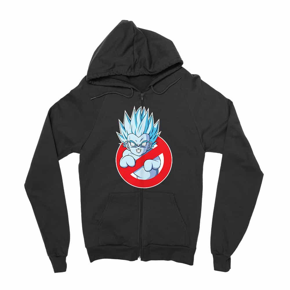 Ghostbusters DragonBall Zipzáros Pulóver
