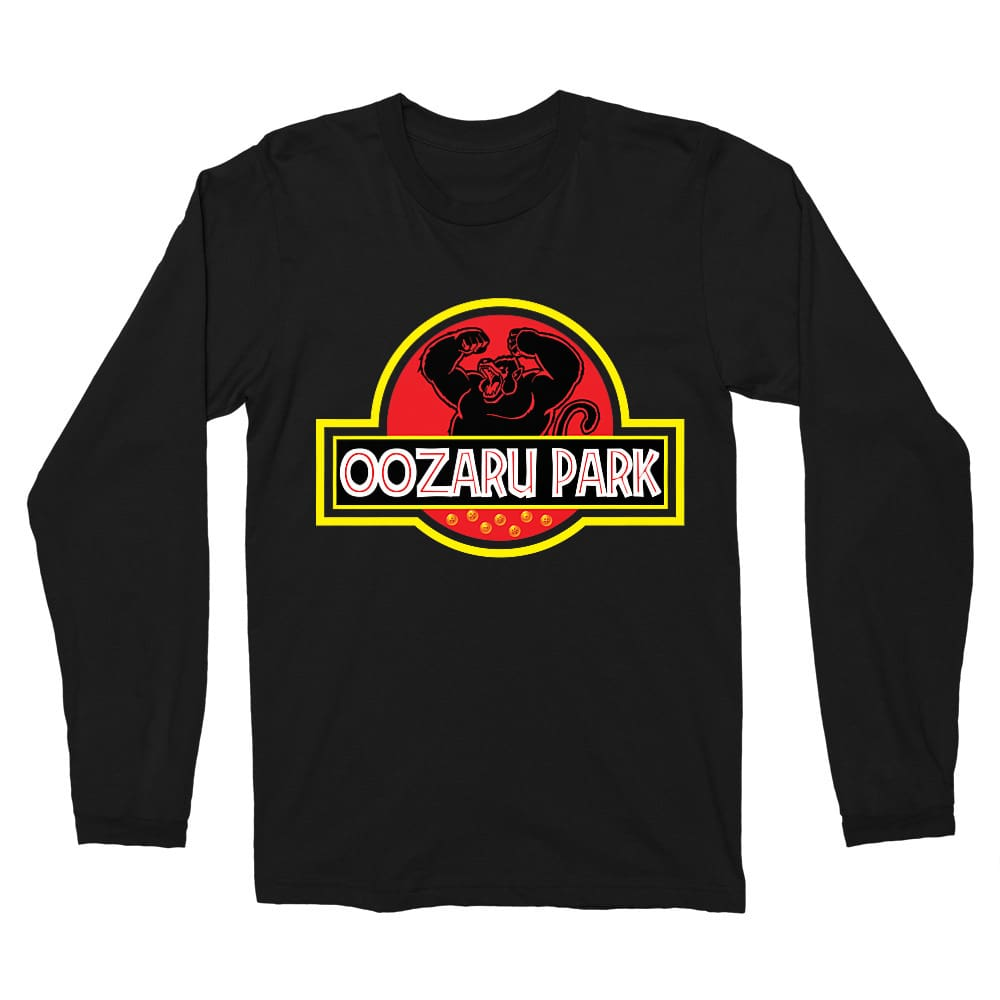 Oozaru Park Férfi Hosszúujjú Póló