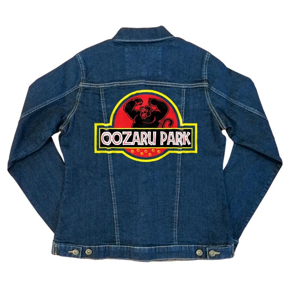 Oozaru Park Női Farmerkabát