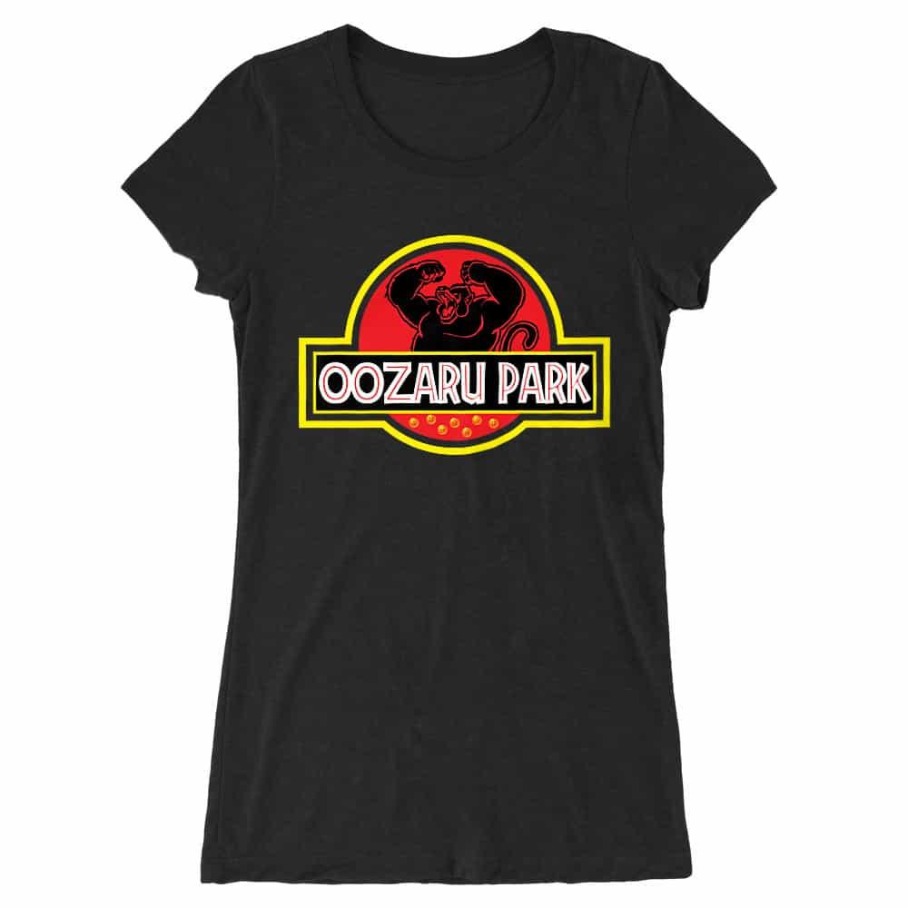 Oozaru Park Női Hosszított Póló