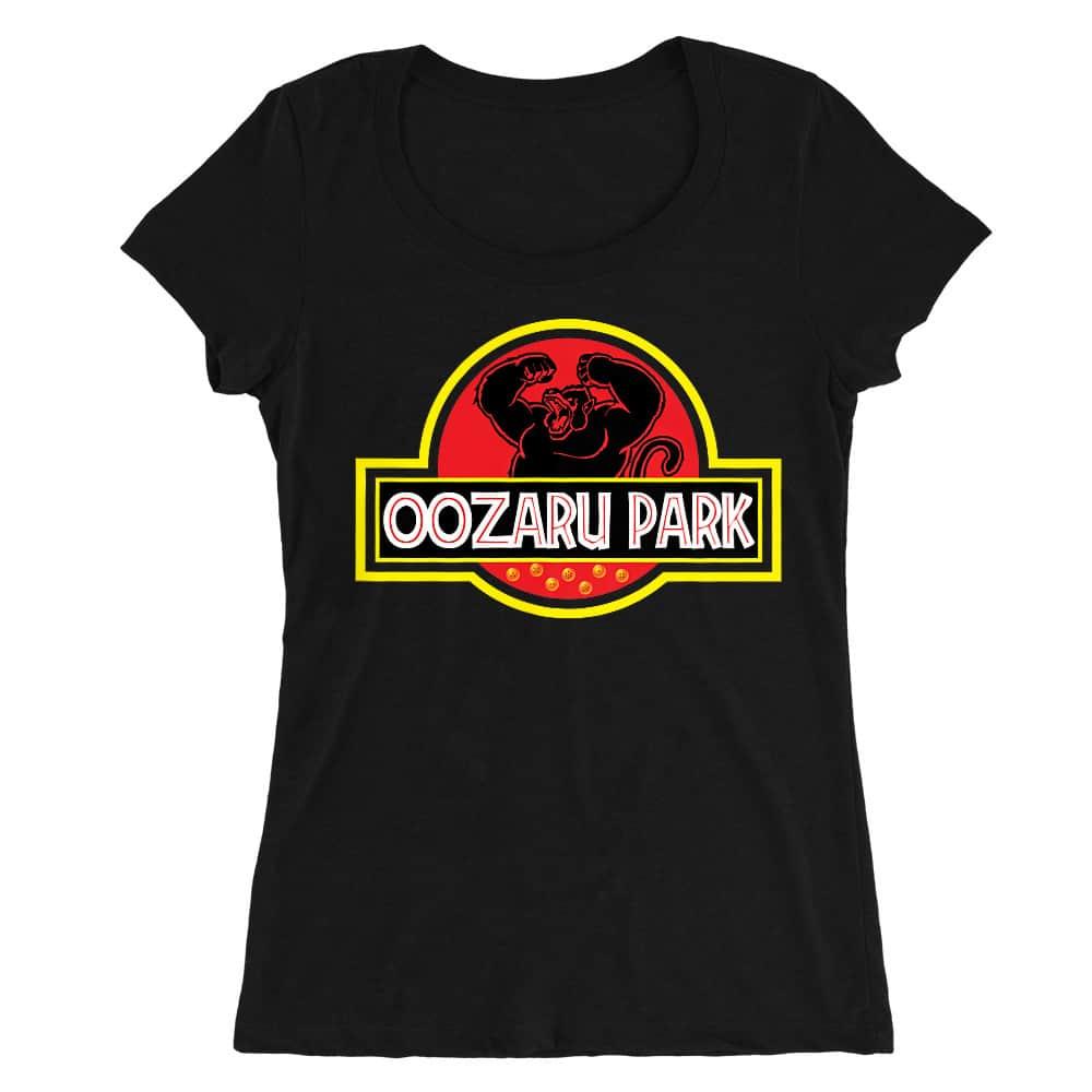 Oozaru Park Női O-nyakú Póló