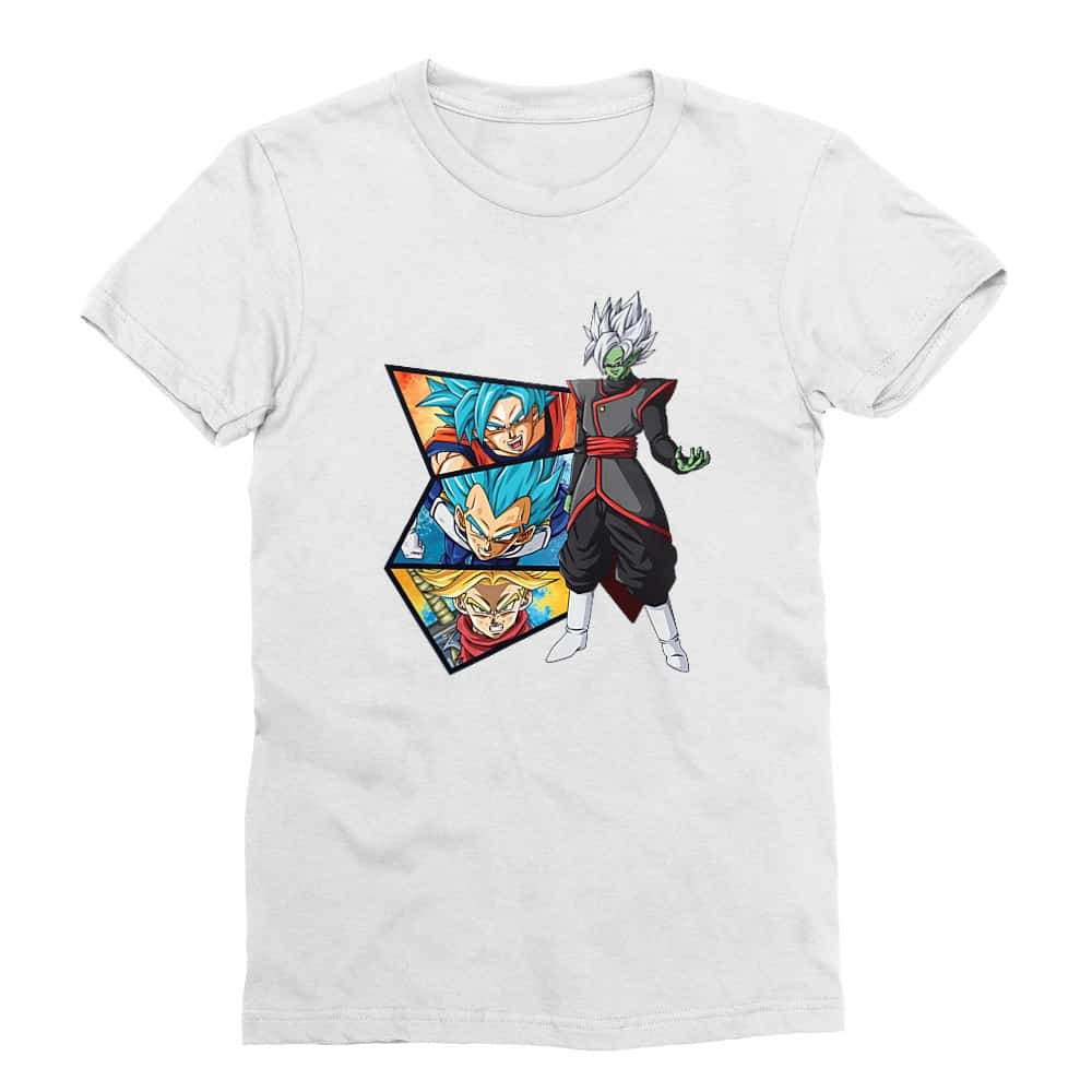 Dragon Ball Super Férfi Testhezálló Póló
