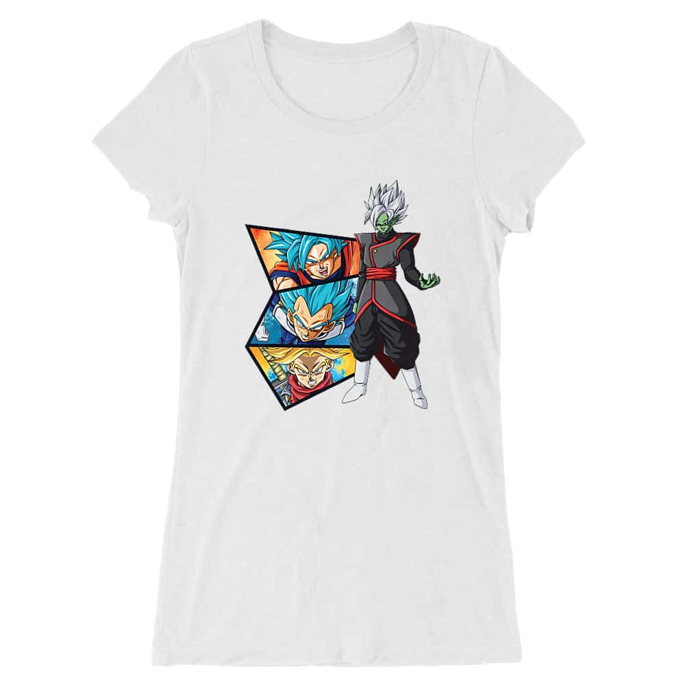 Dragon Ball Super Női Hosszított Póló