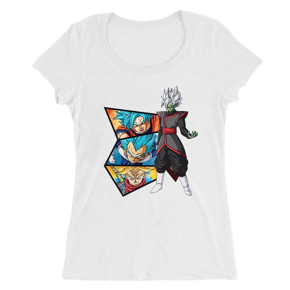 Dragon Ball Super Női O-nyakú Póló