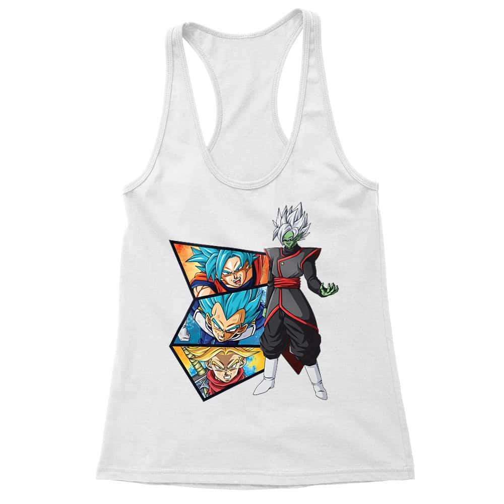 Dragon Ball Super Női Trikó
